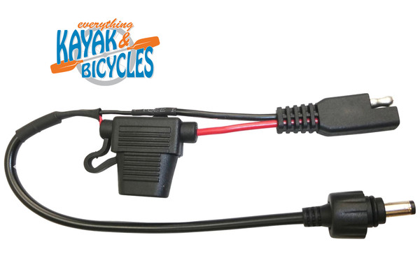 """Yak Power 12"""" Battery Terminal Connector with SAE to FPV Battery Connector"""
