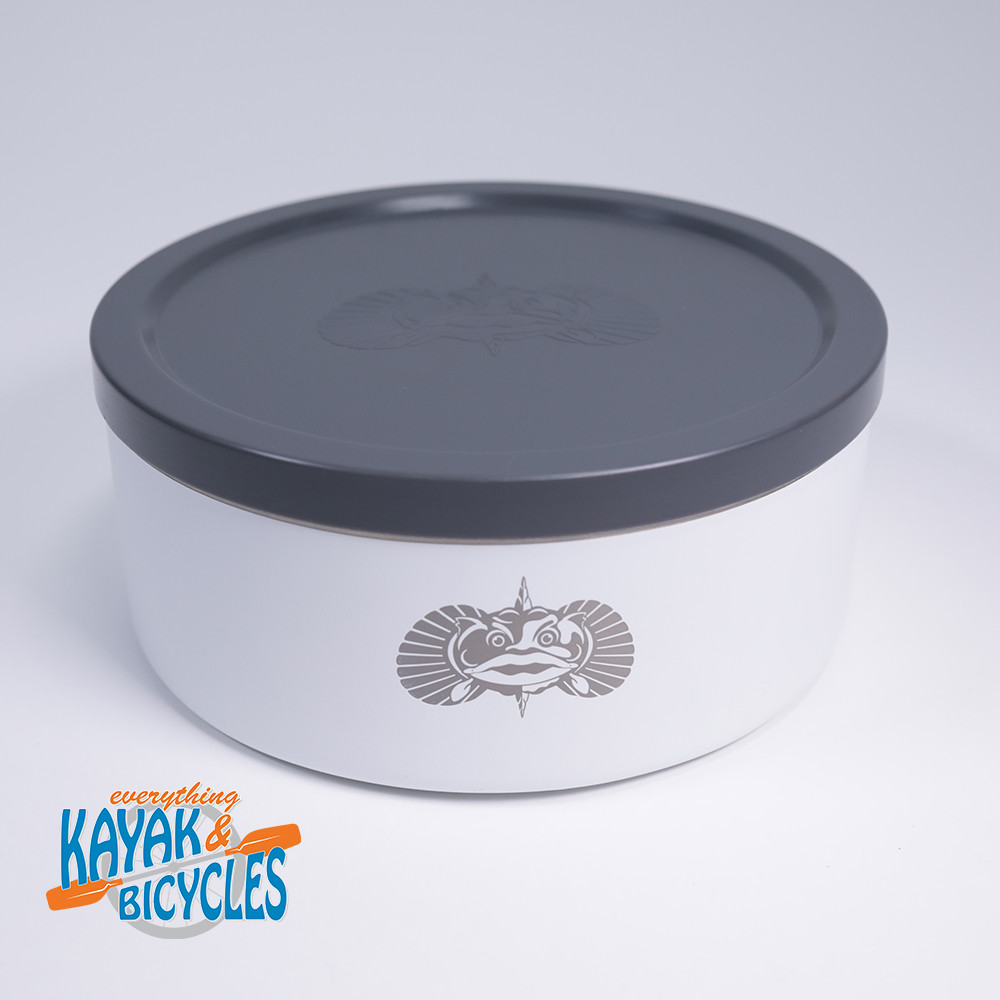 ToadFish Non-tipping Dog Bowl - lid