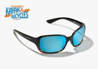 Bajio Balam In Trevally Blue Plastic Lens/Black Tortoise Split Gloss Frame