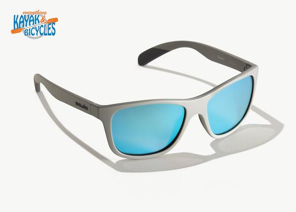 Bajio Gates In Trevally Blue Glass Lens/Basalt Matte Frame