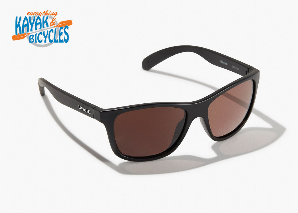 Bajio Gates Copper Plastic Lens/Black Matte Frame