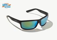 Bajio Nippers In Permit Green Plastic Lens/Black Matte Frame