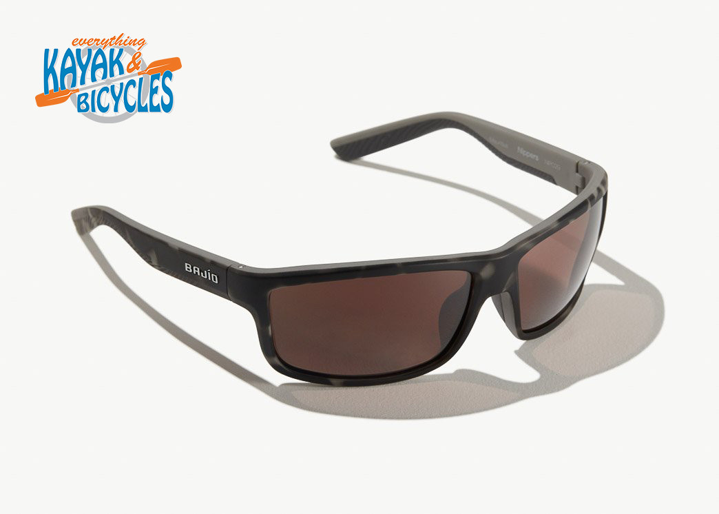Bajio Nippers In Copper Plastic Lens/Squall Tort Matte Frame
