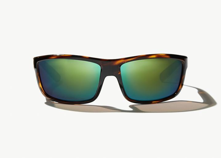 Bajio Nippers In Permit Green Glass Lens/Dark Tort Gloss Frame