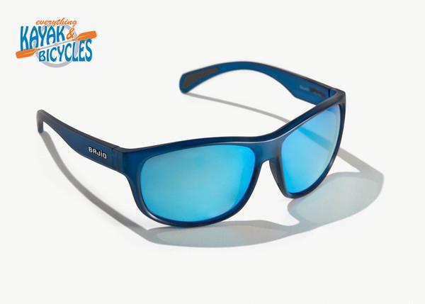 Bajio Scuch In Trevally Blue Glass Lens/Blue Vin Matte Frame