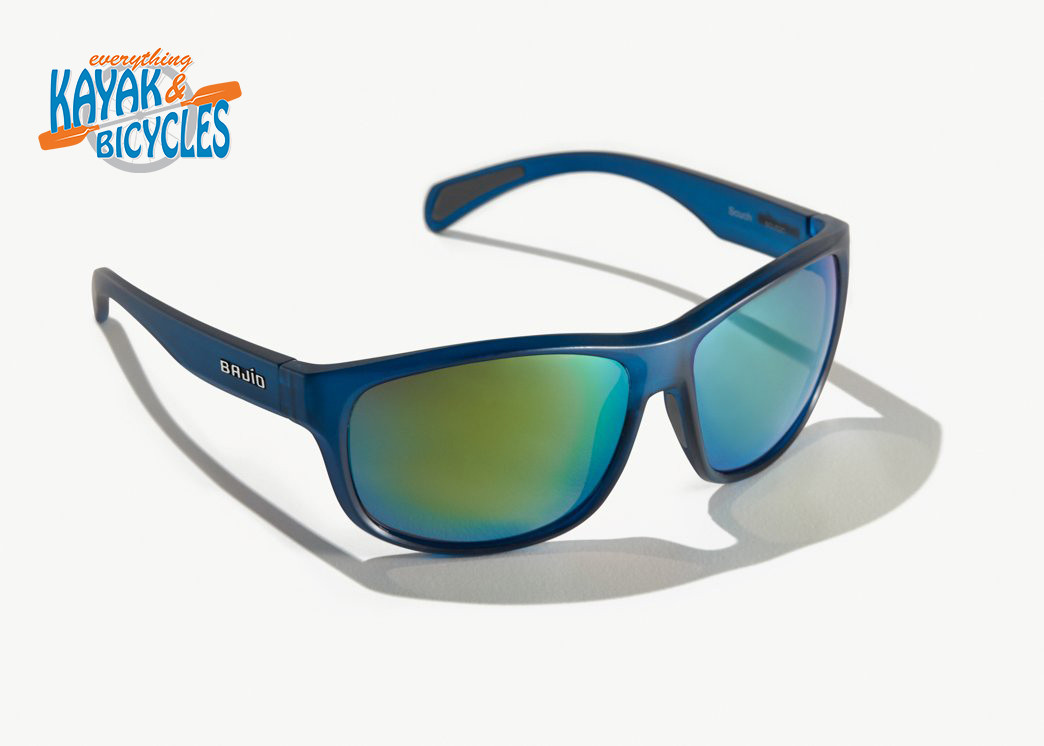 Bajio Scuch In Permit Green Glass Lens/Blue Vin Matte Frame