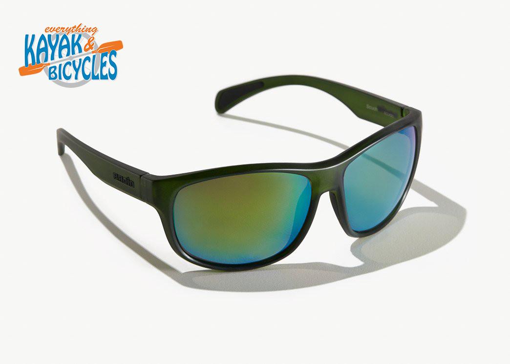 Bajio Scuch In Permit Green Plastic Lens/Green Cerveza Glass Frame