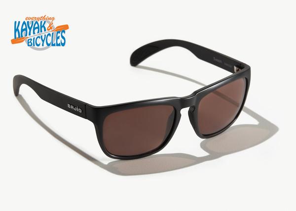 Bajio Swash In Cuda Grey Plastic Lens/Black Matte Frame