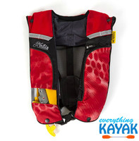 Hobie Inflatable Life Jacket Red | Everything Kayak