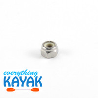 Hobie Nut 1/4-20 Nylock | Everything Kayak & Bicycles