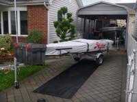 """Hobie Kayak Cover 9-12'6""""   Everything Kayak"""