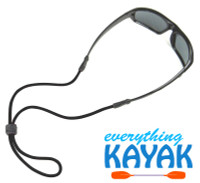 Chums 3mm Rope Retainer Black | Everything Kayak