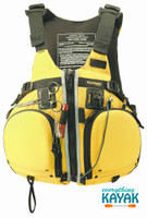 Stohlquist Fisherman PFD Mango | Everything Kayak