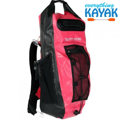 DryCase Basin Waterproof Backpack Pink 20 Liter