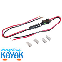Hobie Electrical Connector Set - Battery Connector | Everything Kayak