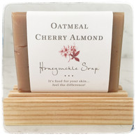 Oatmeal Cherry Almond Soap