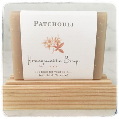 Patchouli Soap Honeysuckle Soap