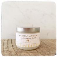 Night Facial Cream with Vitamin C Ester
