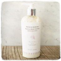 French Jasmine Body Lotion with Goat Milk