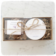 Sugar Scrub & Soap Gift Set
