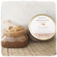 Honey & Brown Sugar Facial Scrub