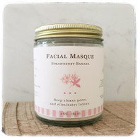 Facial Masque - Strawberry Banana