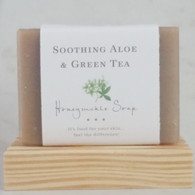Aloe & Green Tea Soap