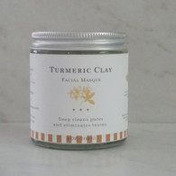 Turmeric Clay Facial Masque