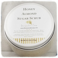 Honey Almond Sugar Scrub - Small