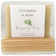 Cucumber Aloe Soap