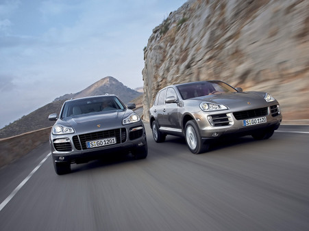 Porsche Cayenne Turbo DFI Performance Tuning Software Flash