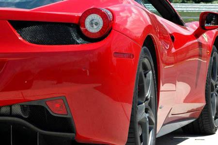 Ferrari 458 Performance Software Tuning Flash