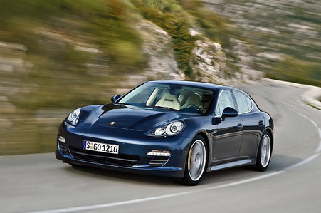 Porsche Panamera Turbo Performance Software and Tuning