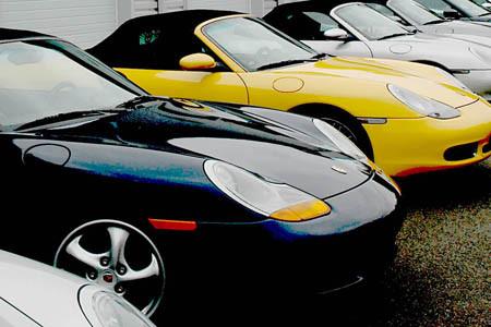Porsche 3.4 or 3.6 liter engine swap into 986 Boxster engine conversion