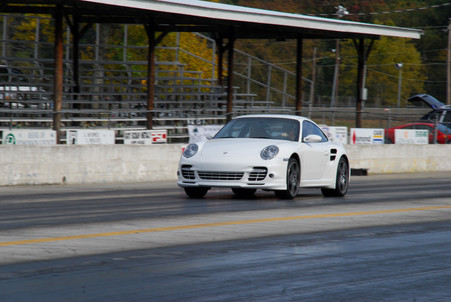 Softronic powered 911 engine performance race tune at the dragstrip