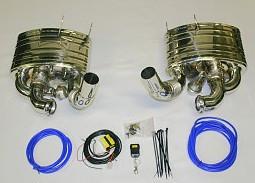 Porsche 996 Carrera Speedtech Sound Valve Exhaust System