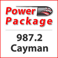 987.2 Cayman Power Package by Softronic
