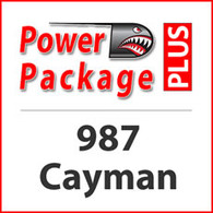 987 Cayman Power Package Plus by Softronic