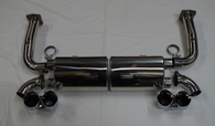 Porsche 997 Turbo NHP Catless Exhaust System