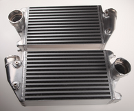 Porsche 997 Turbo & GT2 Performance Aluminum Intercoolers
