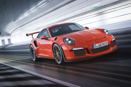 Porsche991 GT3 RS Performance Software and Tuning
