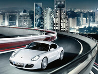 Porsche 987.2 Cayman Performance Software