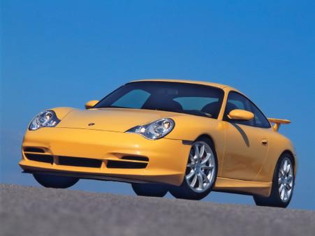 Porsche 996 GT3 Performance Software Tuning Flash