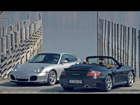 Porsche 996 Turbo and GT2 Performance Tuning Software
