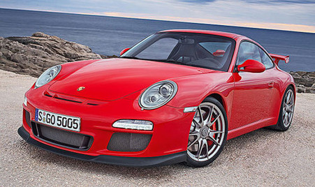 Porsche 997.2 GT3 Performance Tuning Software