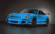 Porsche GT3 RS Performance Tuning Software Flash
