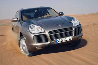 Porsche Cayenne Performance Software and Tuning Flash