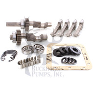 P518734 E04 POWER END REBUILD KIT; W/KEYED SHAFT