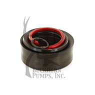 303029 REPLACEMENT RUBBER, 4 INCH, SERIES K