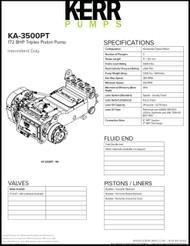 KERR KA-3500PT (172 BHP)